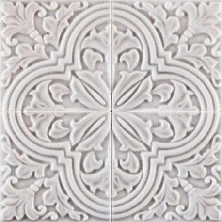 Плитка Ceramiche Grazia Formelle Algarve Argento 13x13