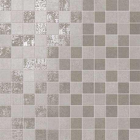 Плитка FAP Ceramiche Evoque Grey Mosaico 30.5x30.5