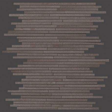 Плитка FAP Ceramiche Evoque Tratto Earth Mosaico 30.5x30.5