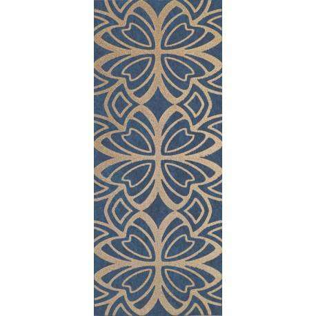 Плитка ArtiCer Pietra D'Oro Butterfly Blue 24x59