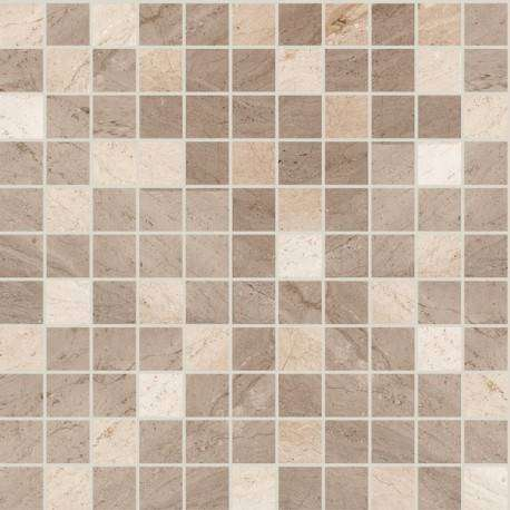 Плитка ArtiCer Pietra D'Oro Mosaico Tobacco 24x24