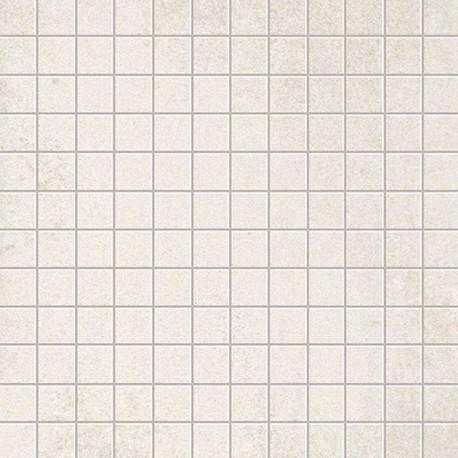 Плитка FAP Ceramiche Evoque White Gres Mosaico 29.5x29.5