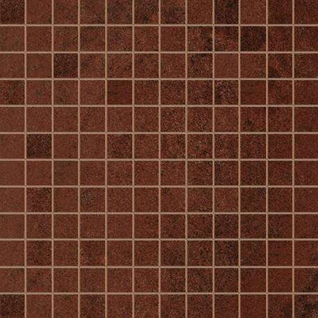 Плитка FAP Ceramiche Evoque Copper Gres Mosaico 29.5x29.5