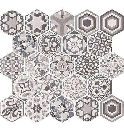 Плитка Equipe Harmony B&W 17.5x20
