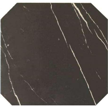 Плитка Equipe Octagon Marmol Negro 20x20