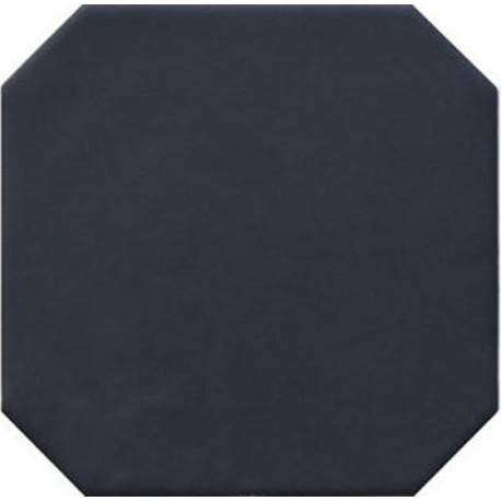 Плитка Equipe Octagon Negro Mate 20x20