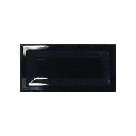 Плитка Equipe Evolution In Metro Black 7.5x15