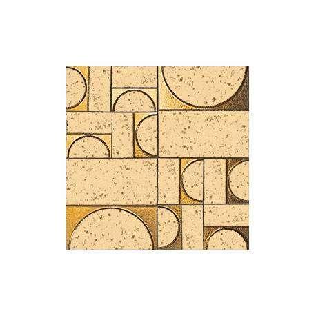 Плитка FAP Ceramiche Evoque Sigillo Oro Inserto 30.5x30.5