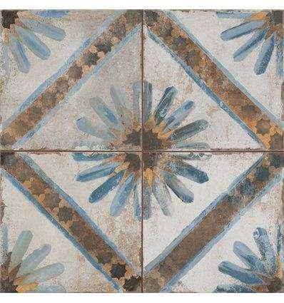 Плитка Peronda FS MARRAKECH BLUE 45x45