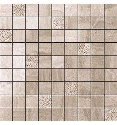 Suprema Walnut Mosaic 30x30